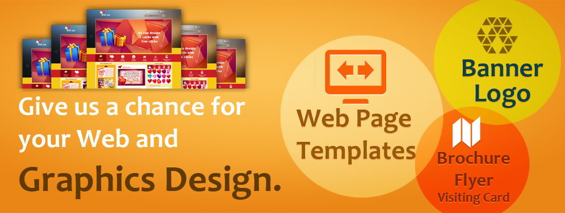 Give us a chance for your web and graphics design.www.webstuffs.co.in is happy to help you.